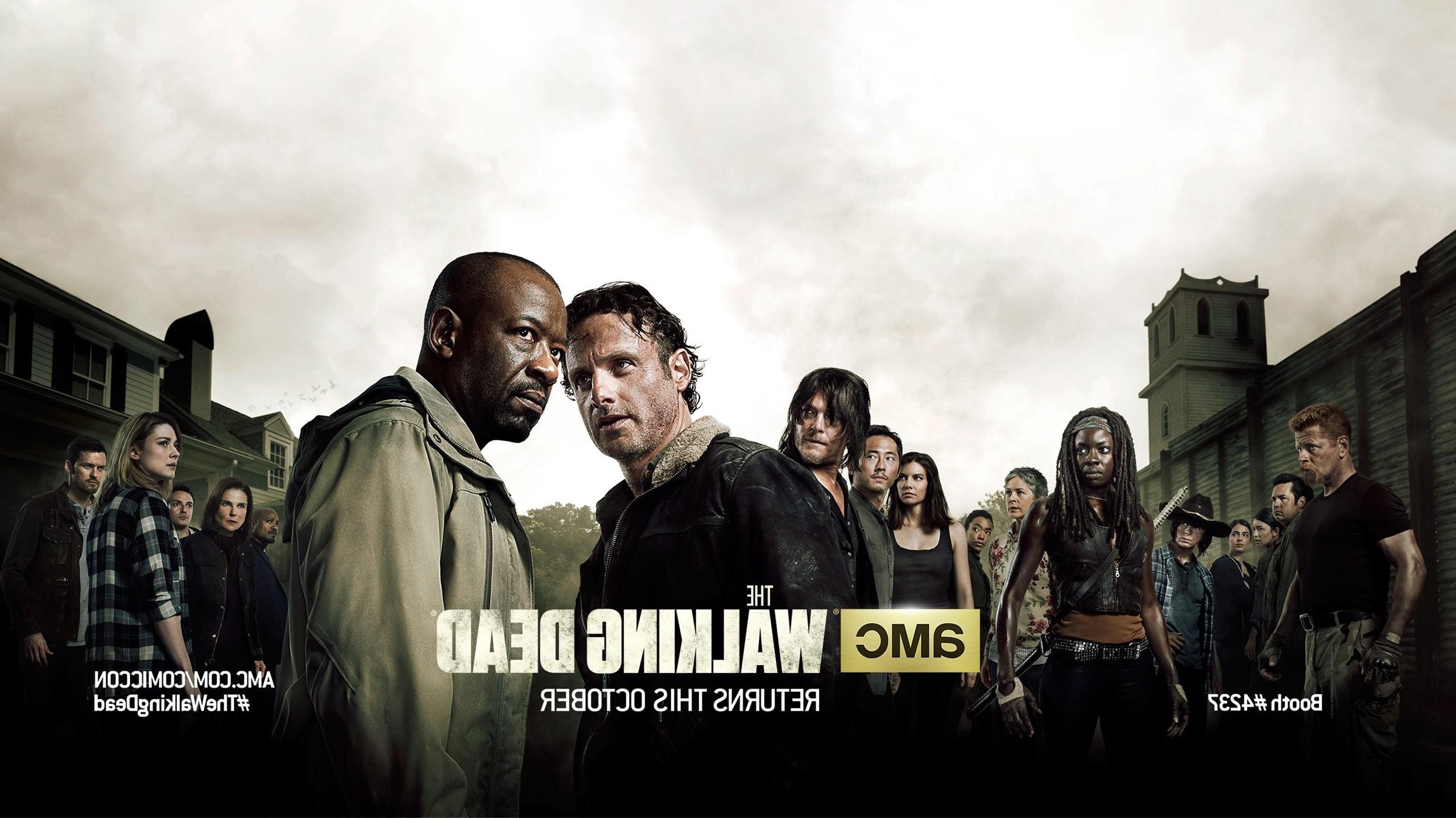 1280x1024 The Walking Dead Season 6 1280x1024 Resolution Hd 4k
