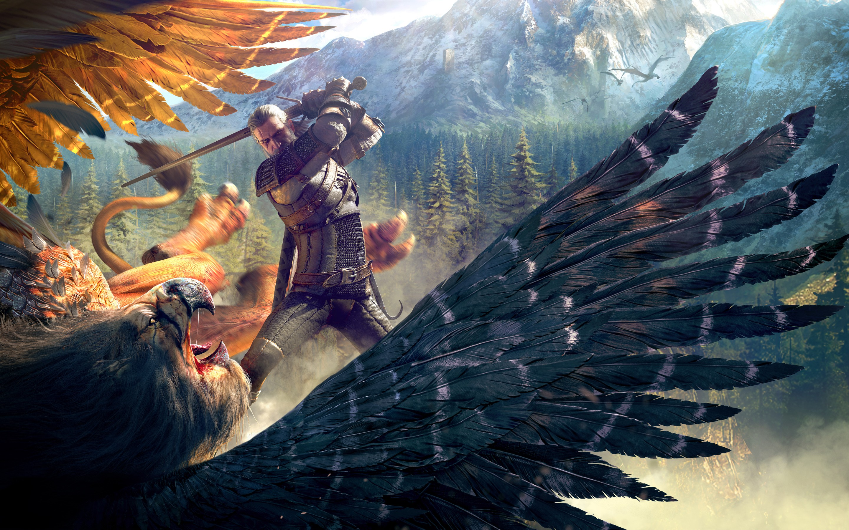 The Witcher 3 Wild Hunt Game Hd Games 4k Wallpapers Images