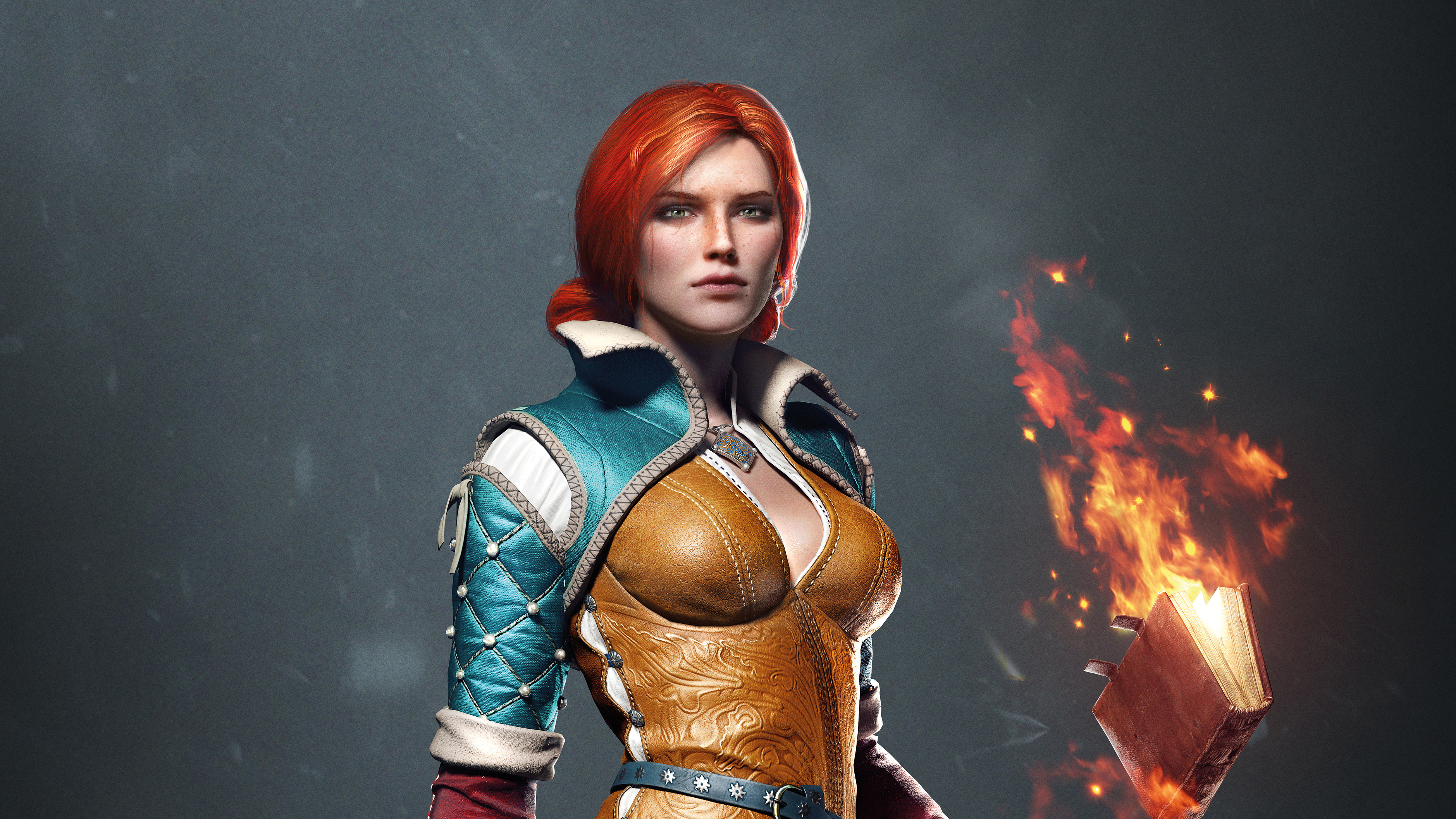 The Witcher 3 Wild Hunt Triss 4k Hd Games 4k Wallpapers Images