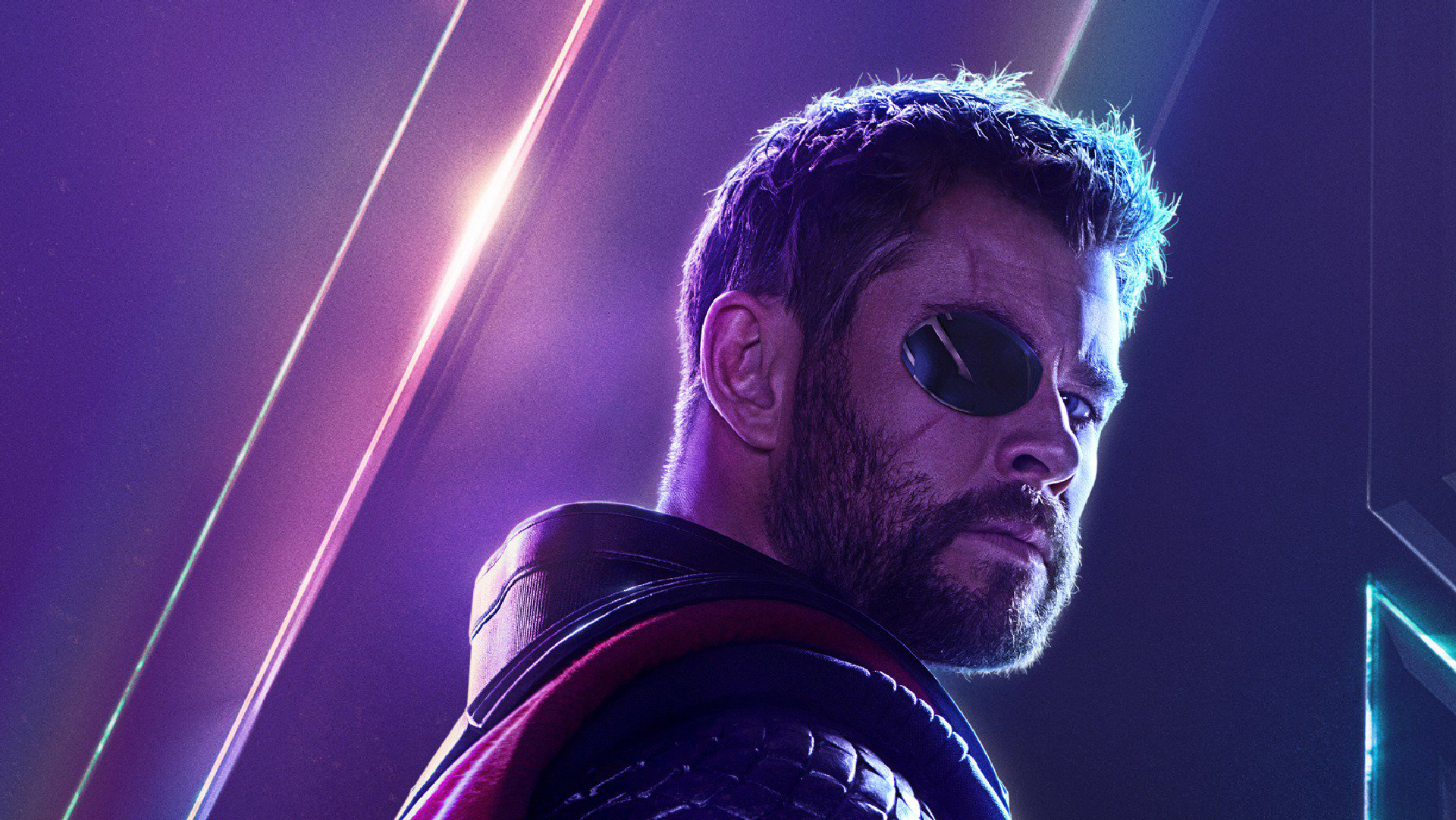 2560x1080 Thor In Avengers Infinity War
