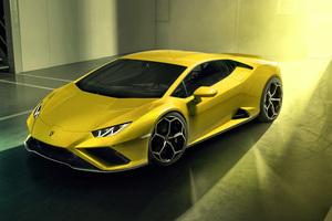 10k Lamborghini Huracan EVO RWD 2020 Wallpaper