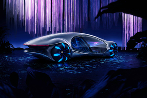 10k Mercedes Benz Vision AVTR 2020 Wallpaper