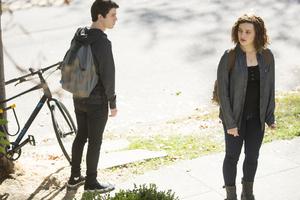 Katherine Langford 13 Reasons Why Season 2 Wallpaper