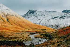 1692 Wasdale Lake District 4k Wallpaper