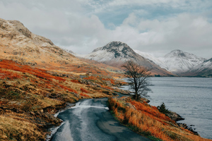 1692 Wasdale Lake District Wallpaper