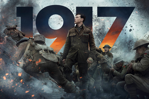 1917 Movie 2020 Wallpaper