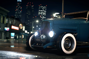 1932 Ford Need For Speed Wallpaper