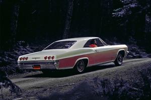 1965 Chevrolet Impala Sport Coupe 4k