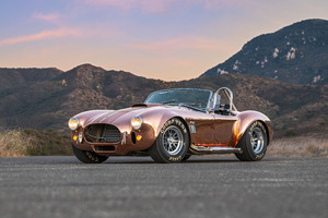1965 Shelby Cobra 427 Car Wallpaper