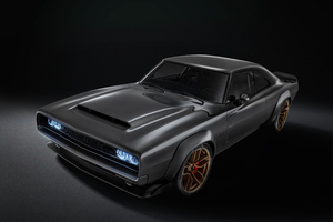 1968 Dodge Super Charger Concept