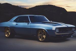 1968 Mustang GT 5k Wallpaper