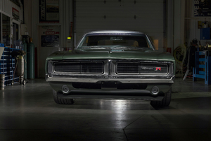 1969 Ringbrothers Dodge Charger Defector Wallpaper
