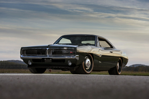 1969 Ringbrothers Dodge Charger Defector Front