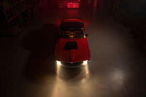 1970 Ford Mustang Coupe 5k Wallpaper