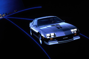 1984 Chevrolet Camaro Z28 Wallpaper