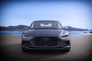 2016 Audi A9 Prologue Wallpaper