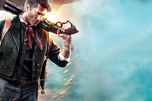 2016 Bioshock Infinite Game Wallpaper