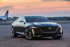 2016 Cadillac Escala Concept Wallpaper