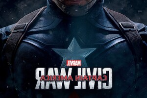 2016 Captain America Civil War Wallpaper