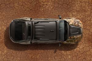 2016 Chevrolet Colorado Army Truck