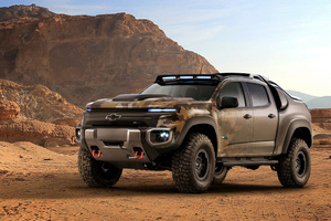2016 CHEVROLET COLORADO ZH2 Wallpaper