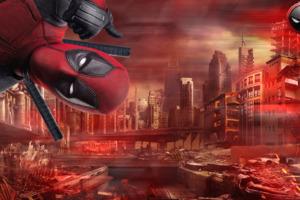 2016 Deadpool