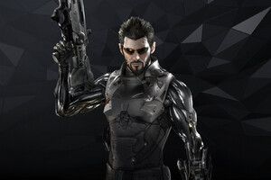 2016 Deus Ex Mankind Divided Wallpaper