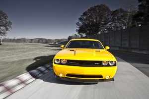 2016 Dodge Challenger Wallpaper