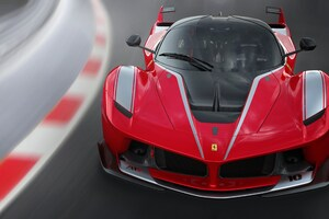 2016 Ferrari FXX K Wallpaper