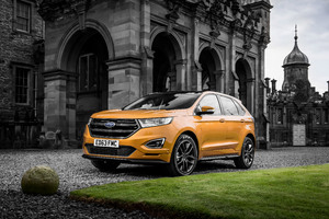 2016 Ford Edge Wallpaper