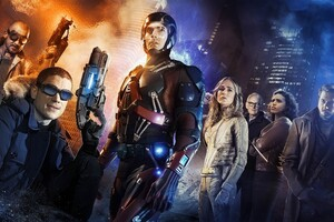 2016 Legends of Tomorrow Tv Series