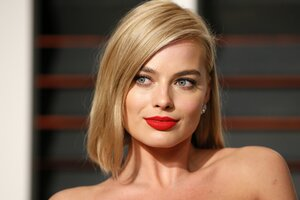 2016 Margot Robbie Wallpaper