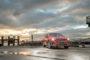 2016 Mazda CX9 Wallpaper