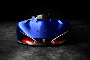 2016 Peugeot L500 R Concept Car Wallpaper
