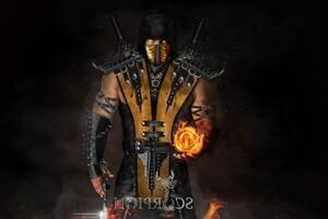 2016 Scorpion Game