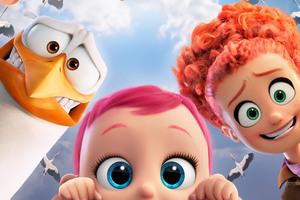 2016 Storks Movie