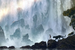 2016 The Jungle Book Movie Wallpaper