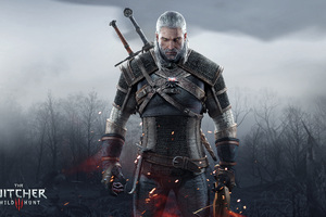 2016 The Witcher 3 Game Wallpaper