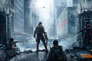 2016 Tom Clancys The Division Wallpaper