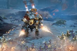 2016 Warhammer 40k Dawn Of War 3