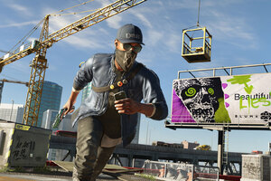 2016 Watch Dogs 2