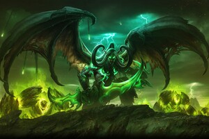 2016 World Of Warcraft Legion Wallpaper