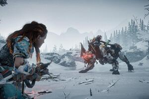 2017 4k Horizon Zero Dawn