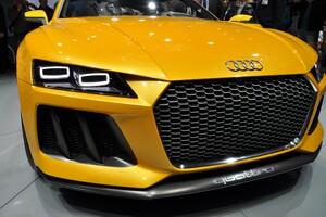 2017 Audi Matrix LED