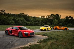 2017 Audi R8 V 10