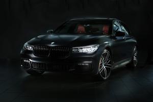 2017 BMW 740e IPerformance M Performance Front
