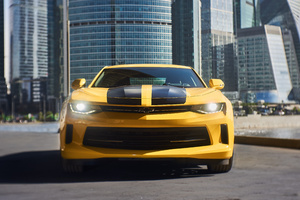 2017 Chevrolet Camaro Performance Wallpaper