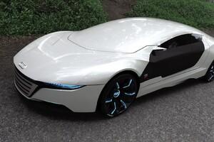 2017 Concept Car Audi