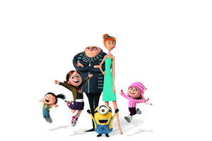 2017 Despicable Me 3 Movie 4k Wallpaper