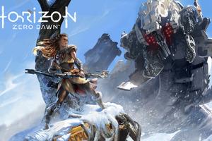 2017 Horizon Zero Dawn Game